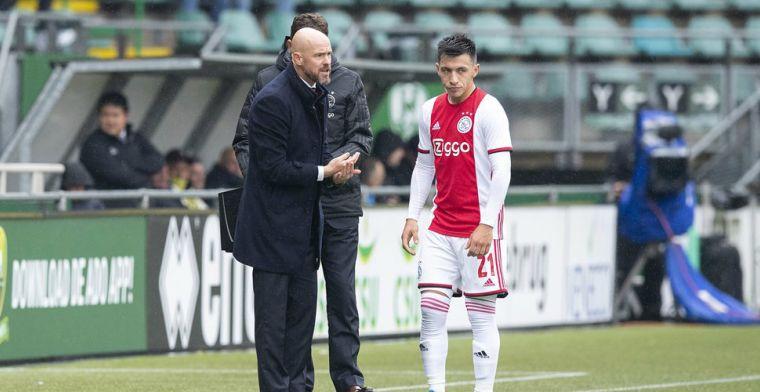 'Ten Hag gaat in de Eredivisie toch niet met Martínez en Álvarez spelen?'