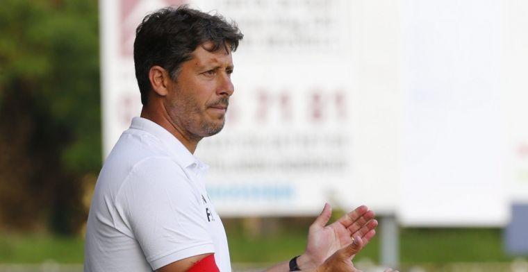 Cercle Brugge zet trainer Fabien Mercadal na 6-0 pandoering op straat