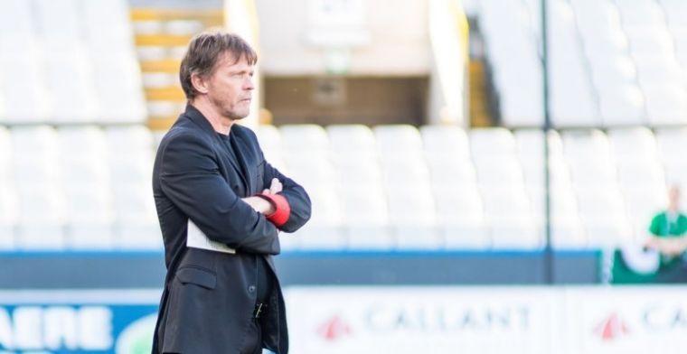 Nieuwe wind bij Anderlecht: 'Vercauteren zal niet uit de hand van Kompany eten'