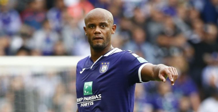 'Kompany en Saelemaekers mikken op terugkeer bij Anderlecht, geen Nasri'