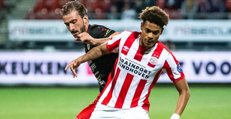 'Huurling van Club Brugge maakt indruk bij Jong PSV en wordt beloond'