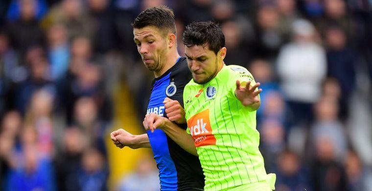 Arbitragecommissie: 'KAA Gent had strafschop moeten krijgen tegen Club Brugge'
