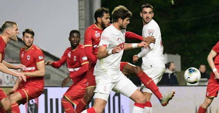 """Strafschopfase Antwerp - Standard: """"Ref vond het te weinig, VAR moet dat steunen"""""""
