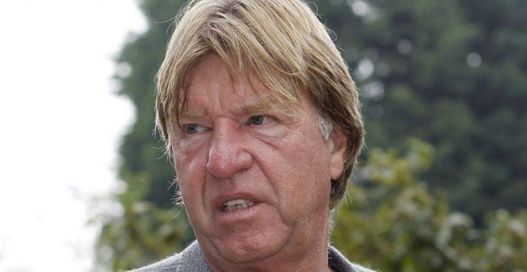 'Van Basten verademing, Derksen en Van der Gijp hebben geen verstand van voetbal'