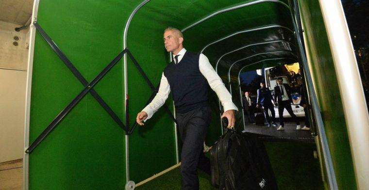 Update: Assistent voorlopig op de bank bij Lyon, club neemt tijd voor zoektocht