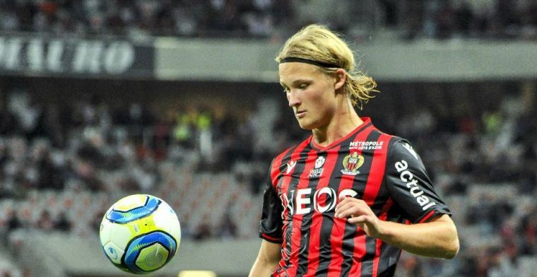 Dolberg over 'hogere ondergrens': 'Bij Ajax kon je slecht spelen en 3-0 winnen'