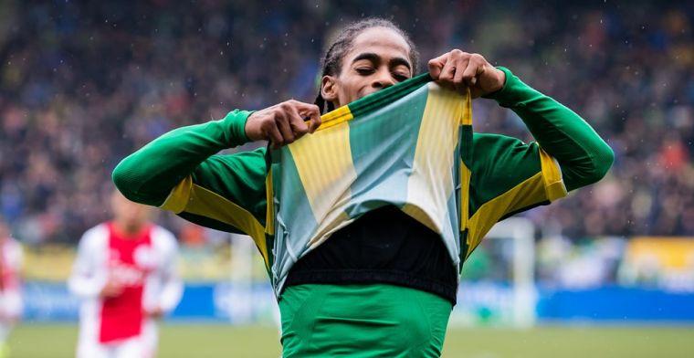 ADO-uitblinker over 'Klassieker': 'Ajax één van de beste clubs van Europa'