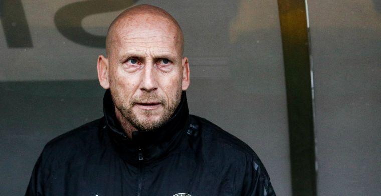 'Bagger, Feyenoord had onervaren coach Stam nooit moeten aanstellen'