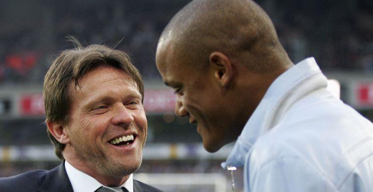 LIVE: Vercauteren wordt voorgesteld als nieuwe trainer van RSC Anderlecht