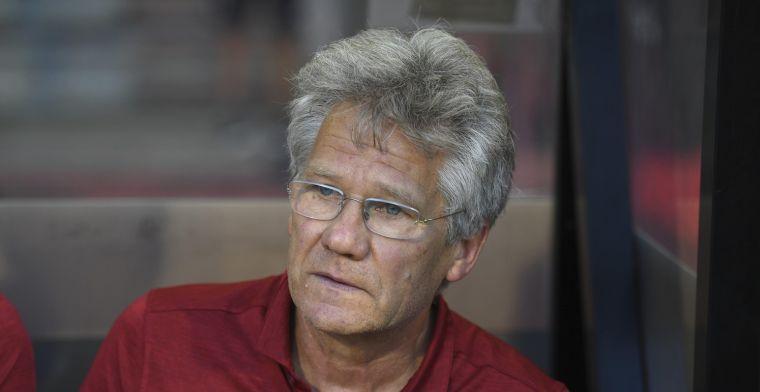 Bölöni onder vuur na discussie bij Antwerp: Hij moet zijn groep kennen