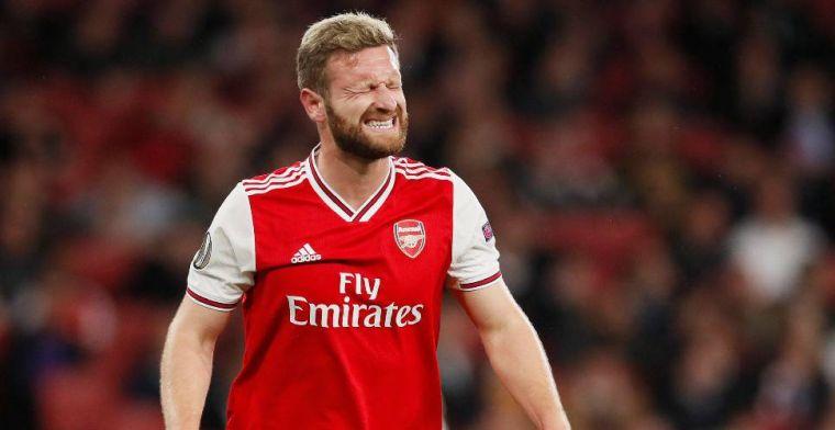 Arsenal-schlemiel doet verhaal: 'Kreeg zelfs de schuld als ik niet speelde'