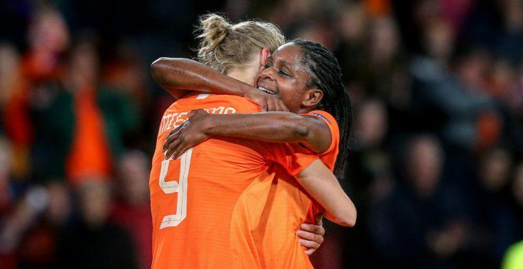 Miedema: 'Op het moment dat we zaterdag in Nederland landden, was ik al te laat'