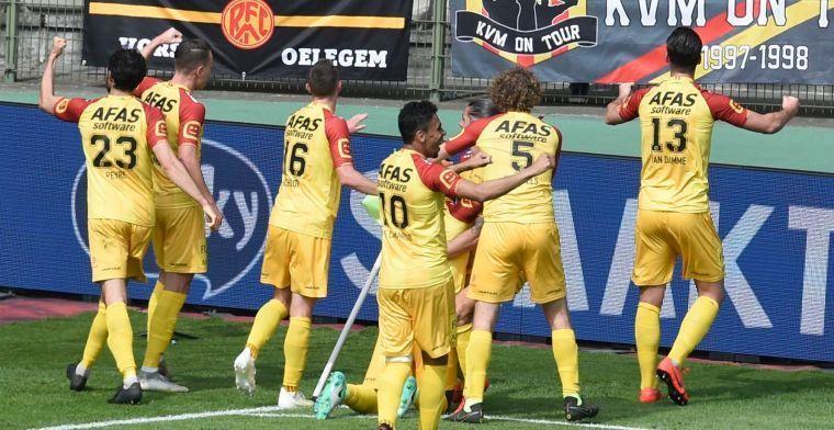 KV Mechelen reageert op Beerschot: 'De klacht is volgens ons onontvankelijk'