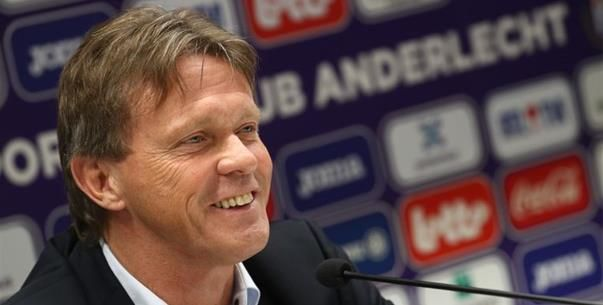 Vercauteren praat meteen over toekomstige transfers voor RSC Anderlecht