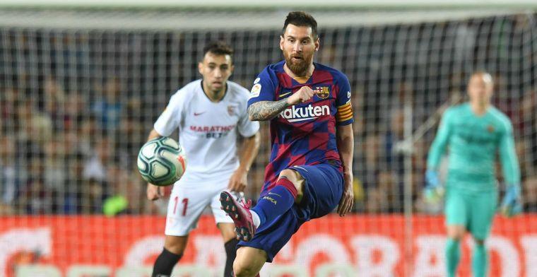 'Goddelijke' Messi heeft moeite met vergelijking: Het wordt erg overdreven