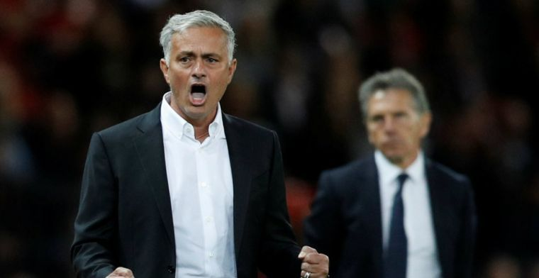 Mourinho hoopt op Spurs of Real Madrid