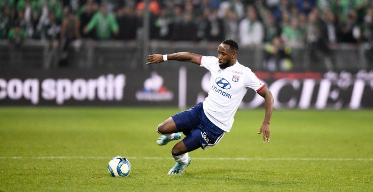 Manchester United stuurt scouts wéér naar Lyon voor aanvaller