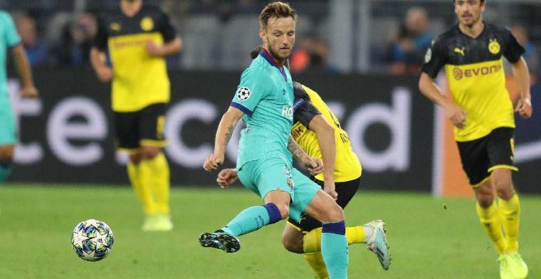 Op de bank bij FC Barcelona door Frenkie de Jong: Het is moeilijk
