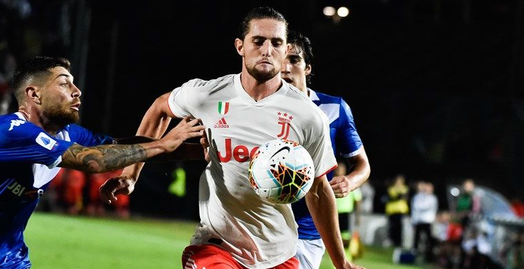 'Ontevreden Juventus-middenvelder legt voorzichtig eerste contact met Barcelona'
