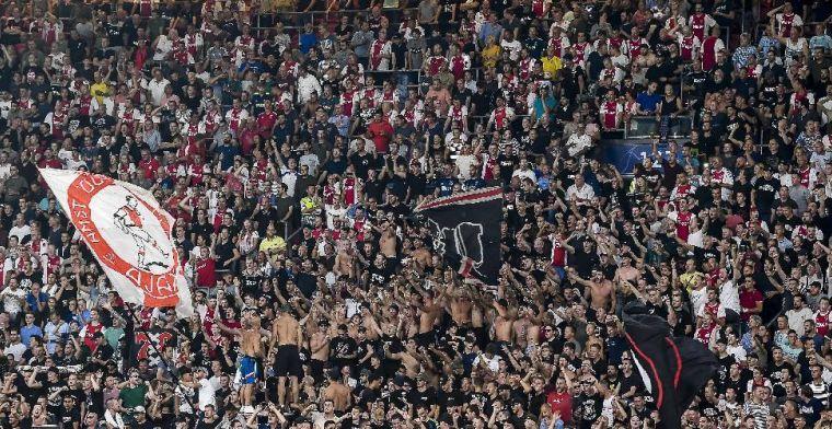 'Ajax krijgt minimum aantal kaarten voor Chelsea-uit en wacht beslissing UEFA af'