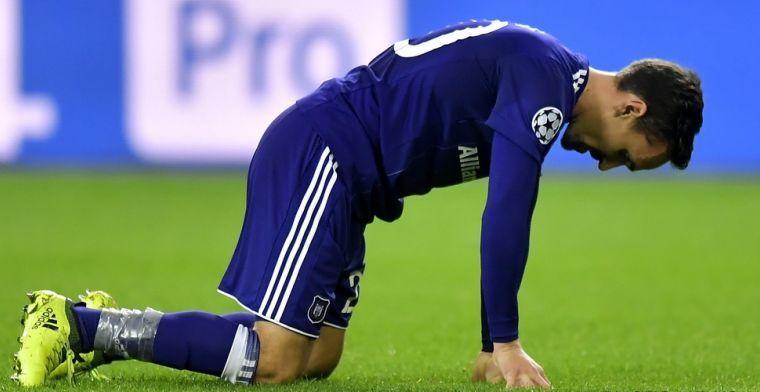 """Kums geeft toe: """"De situatie bij Anderlecht is voor mij wel raar"""""""