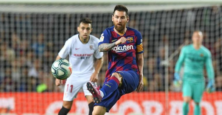 Messi: 'Ik wilde toen vertrekken bij Barcelona, maar kreeg geen aanbiedingen'
