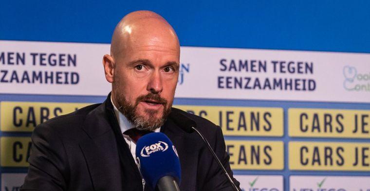 Ajax verliest in oefenduel van sc Heerenveen, Álvarez als centrale verdediger
