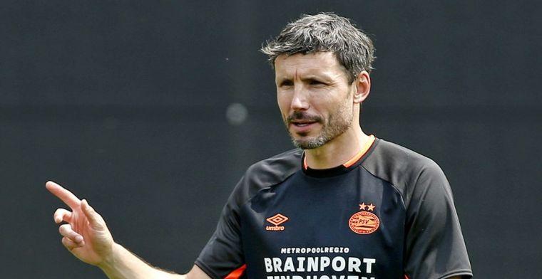 PSV onderuit in oefenduel, basisplaats voor Pereiro, Mitroglou en Afellay