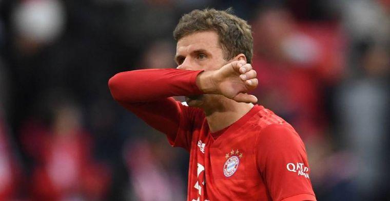 'Müller (30) heeft het na twintig jaar Bayern München gehad en wil weg'
