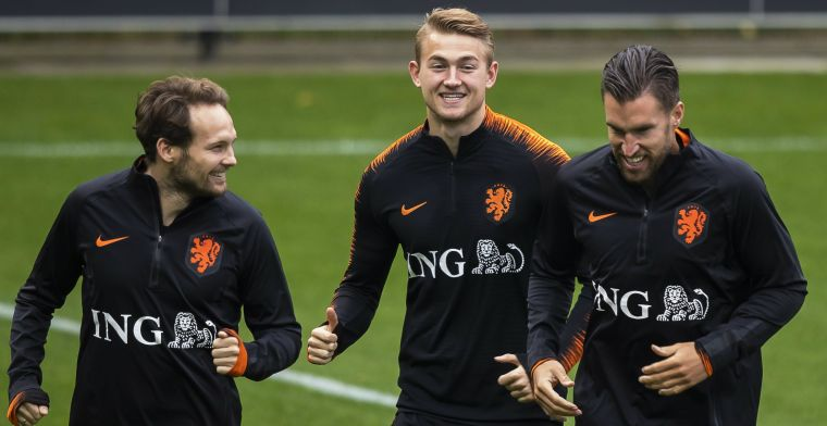'Heel goed gevoel' bij Ajax en Oranje: Ik zit gewoon lekker in m'n vel