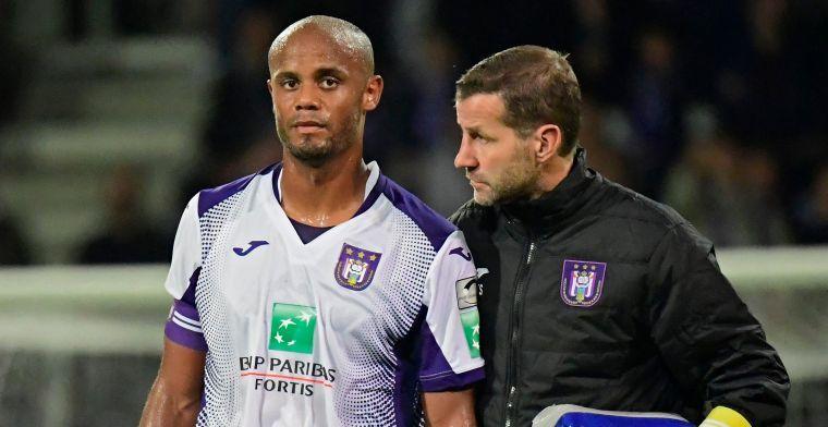 The Sun: 'Kompany moet bij Anderlecht stoppen en naar Manchester City gaan'