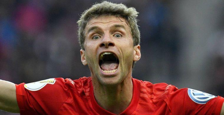 Müller twijfelt over toekomst en reageert op Kovac: 'Natuurlijk was ik verrast'