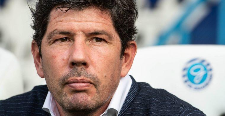 'Die moesten we gewoon winnen, maar Jong Portugal wordt echt een uitdaging'