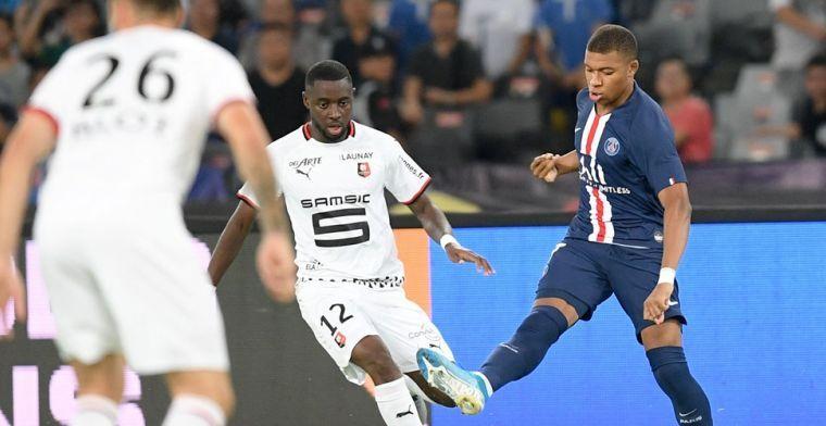 Mbappé geen gevaar voor Club Brugge? 'PSG-ster verlaat Franse team door blessure'