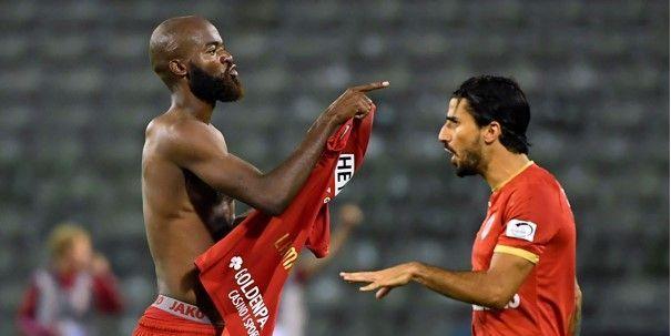 'Antwerp en Lamkel Zé praten opnieuw over verbeterd contract'