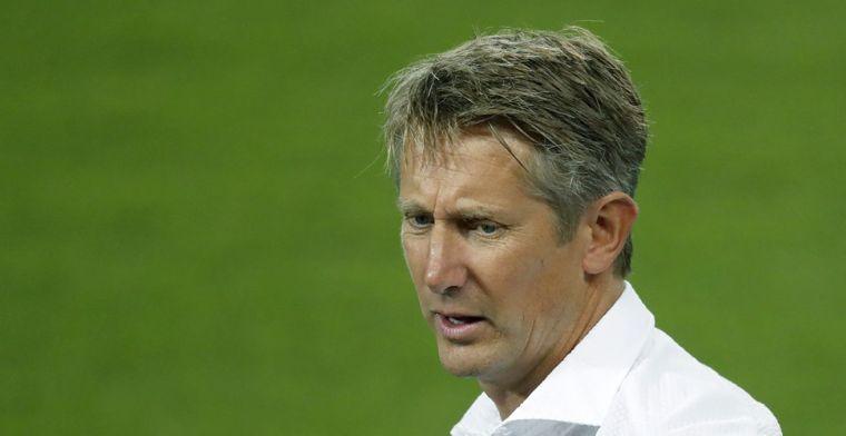Van der Sar baalt: 'Naam is er, maar topspelers willen op bepaald niveau spelen'