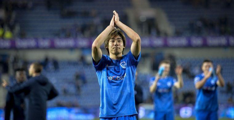 IJZERSTERK! Ito (Racing Genk) met hattrick aan assists voor Japan