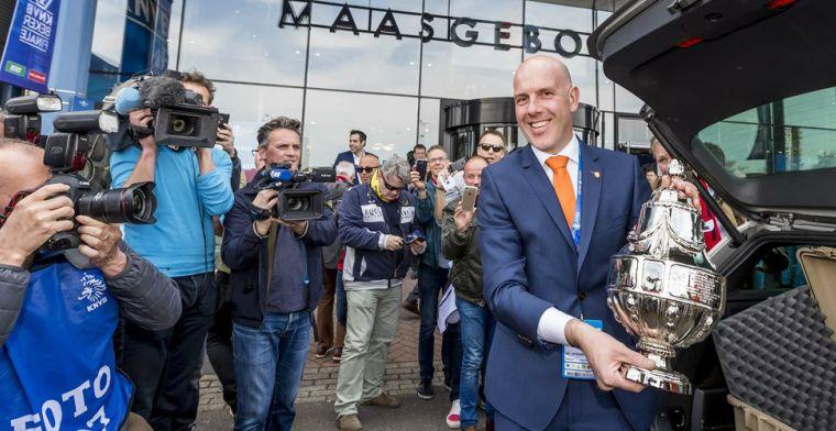 KNVB-directeur: 'Ik ben met PSV opgegroeid, net als Amsterdammers met Ajax'