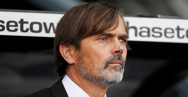 'Meer kopzorgen voor Cocu bij Derby: vierde speler was betrokken bij ongeluk'
