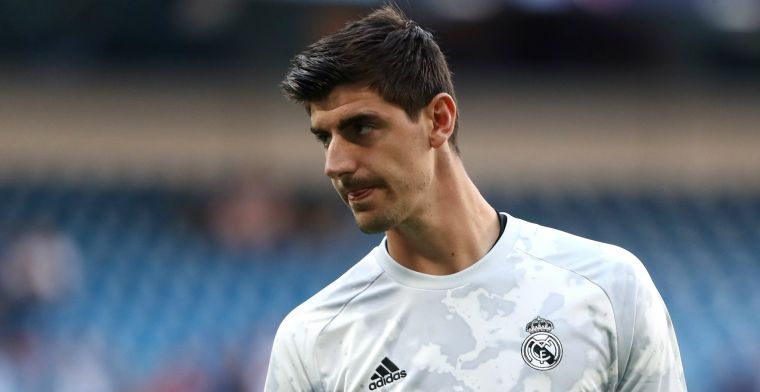 Courtois verliest twee kilo na geruchtmakende Real Madrid-wissel: Niet niks