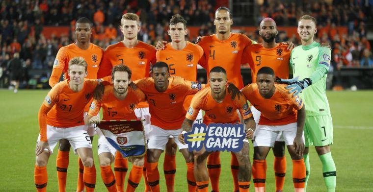 LIVE: De Jong en Depay goudhaantjes bij Oranje na benauwde overwinning (gesloten)