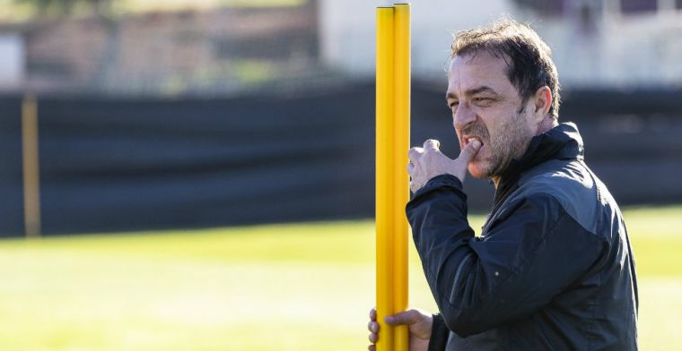 Leugendetector en matchfixing: Coach vertrekt na Bulgaarse waanzin