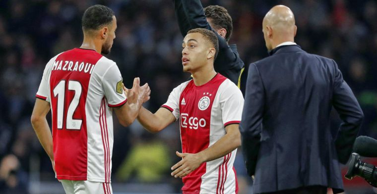 'Na Ajax wil ik voor Barça of Real spelen, de Premier League is heel fysiek'