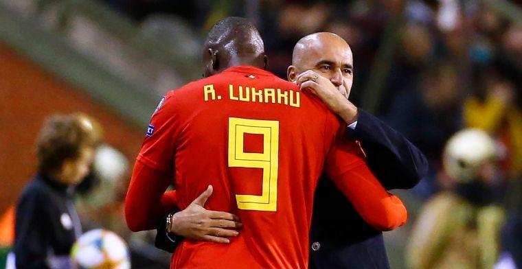 Lukaku bereikt mythische kaap: Mijn missie had ik 21 goals geleden al vervuld