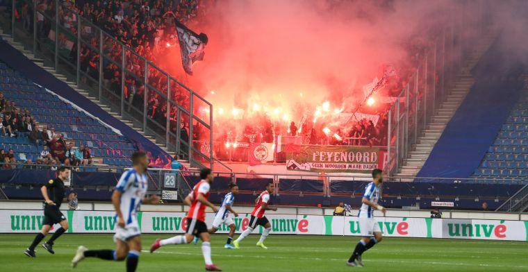 Feyenoord weer op strafbankje: hoge geldboete vanwege wangedrag supporters
