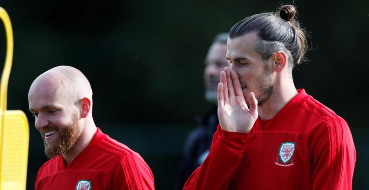 Bale reageert: 'Daar zit ook woede bij, maar ik probeer gewoon te voetballen'