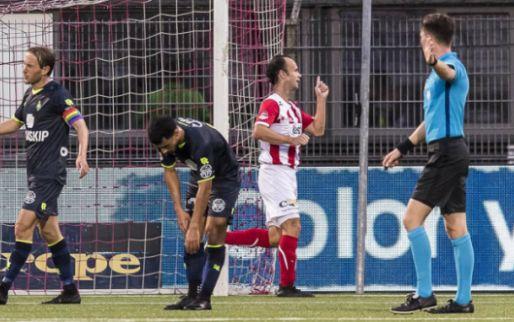 Afbeelding: Alberg maakt er drie en schiet geplaagd Roda naar dikke zege op Helmond Sport