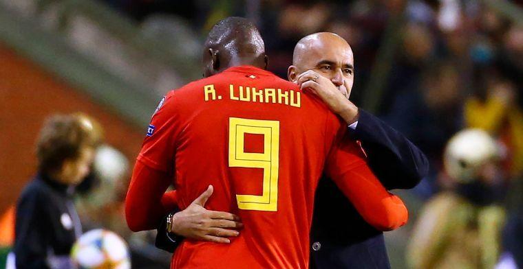Tegen Lukaku zijn is even waanzinnig als tegen Messi of Ronaldo zijn