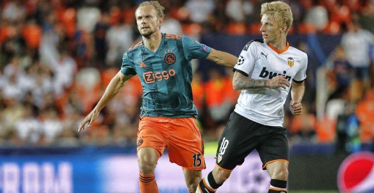'Ik wil nog paar jaar voetballen, maar weet dat de concurrentie bij Ajax groot is'