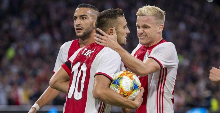 'Real Madrid in de markt voor 'Ajacied van 112 miljoen euro' én Ziyech'